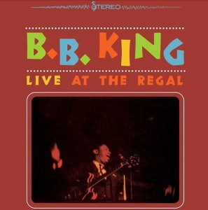 B.B. KING LIVE AT THE REGAL LP