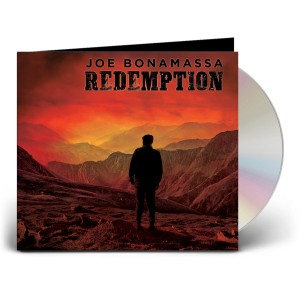 JOE BONAMASSA REDEMPTION LIMITED DELUXE EDITION CD
