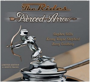 THE RIDES PIERCED ARROW LIMITED EDITION CD
