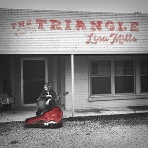LISA  MILLS THE TRIANGLE CD