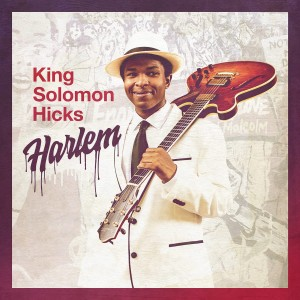 KING SOLOMON HICKS CD HARLEM