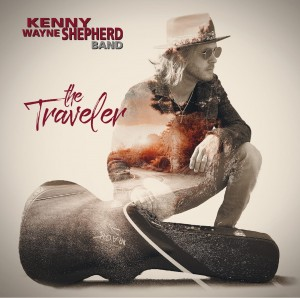 KENNY WAYNE SHEPHERD BAND CD THE TRAVELER