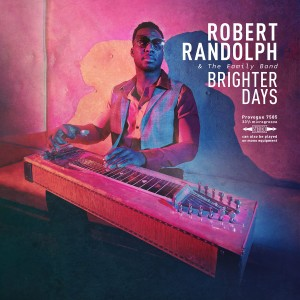 ROBERTH RANDOLPH & THE FAMILY BAND CD BRIGHTER DAYS