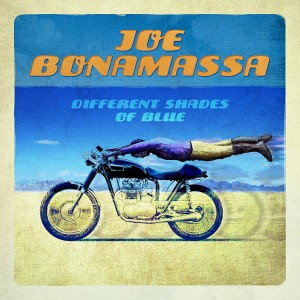 JOE BONAMASSA CD DIFFERENT SHADES OF BLUE