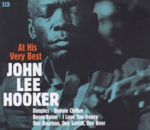 JOHN LEE HOOKER 2 CD AT HIS VERY BEST