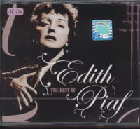 EDITH PIAF THE BEST OF 3 CD