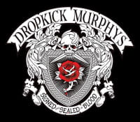 DROPKICK MURPHYS CD SIGNED AND SEALED IN BLOOD