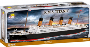 COBI HISTORICAL COLLECTION STATEK R M S TITANIC MODEL