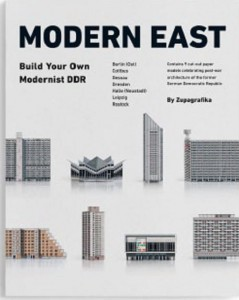 MODERN EAST BUILD YOUR OWN MODERNIST DDR