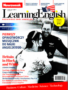 3/2018 NEWSWEEK LEARNING ENGLISH ANGIELSKI