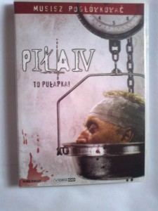 PIŁA IV TO PUŁAPKA-HORROR,