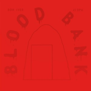BON IVER BLOOD BANK 10TH ANNIVERSARY EDITION CD