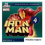 IRON MAN 4.MARVEL.SEZON 1.VCD