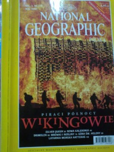 NATIONAL GEOGRAPHIC 5-2000,WIKINGOWIE