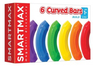 6 CURVED BARS MAGNETIC DISCOVERY
