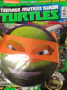 12/2014 TURTLES TEENAGE MUTANT NINJA ŻÓŁWIE