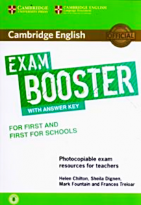 CAMBRIDGE ENGLISH FIRST 3 ANSWERS AUDIO CD  (1)