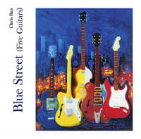 BLUE STREET FIVE GUITARS CD