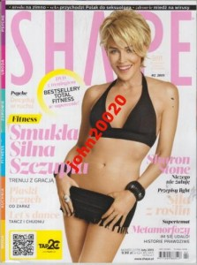 2/2015 SHAPE.SHARON STONE