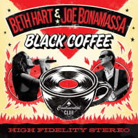 BLACK COFFEE  BETH HART & JOE BONAMASSA  CD