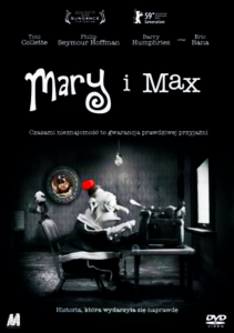 MARY I MAX DVD COLLETTE