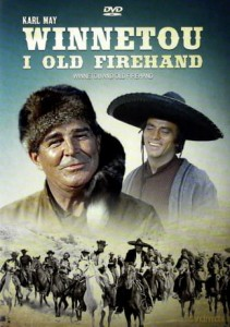 WINNETOU OLD FIREHAND GRAY BRICE MAY BATTAGLIA DVD
