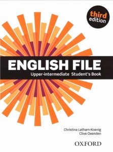 ENGLISH FILE UPPER-INTERMEDIATE STUDENT'S BOOK THIRD EDITION