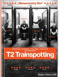 T2 TRAINSPOTTING DVD MCGREGOR BOYLE