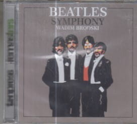 BEATLES SYMPHONY.WADIM BRODSKI,CD FOLIA