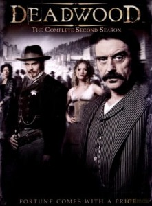 DEADWOOD SEZON 2 COX YOUNG PRICE 4 DVD