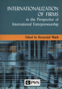 INTERNATIONALIZATION OF FIRM KRZYSZTOF WACH (RED)