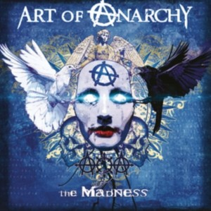 ART OF ANARCHY THE MADNESS CD