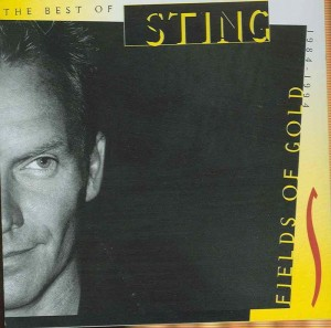 FIELDS OF GOLD THE BEST OF STING 1984-1994 CD STING