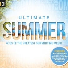 ULTIMATE SUMMER PHARRELL WILLIAMS OMI TOTO CD