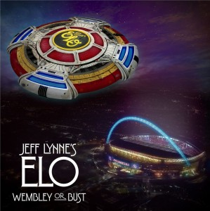 WEMBLEY OR BUST 2 JEFF LYNN'S ELO CD + BLU-RAY