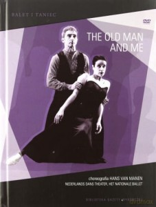 BALET I TANIEC 17 THE OLD MAN AND ME DVD