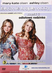 MARY KATE I ASHLEY 3 DVD CORRELL CHEUNG