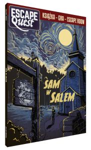 SAM W SALEM ESCAPE QUEST JULIEN MINDEL