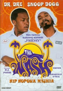 HIP HOPOWA MYJNIA DVD DJ POOH SNOOP DOGG WALACE