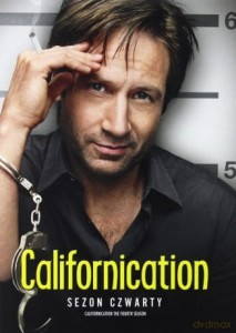 CALIFORNICATION SEZON 4 DVD DACHL ROOT