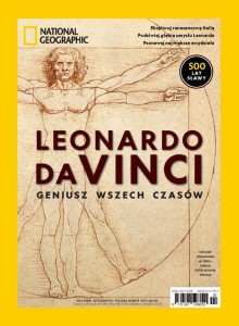 2/2020 NATIONAL GEOGRAPHIC LEONARDO DA VINCI