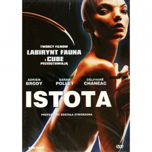 ISTOTA DVD BRODY POLLEY CHANEAC