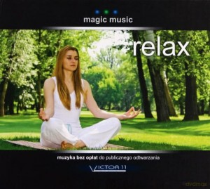 RELAX  MAGIC MUSIC CD