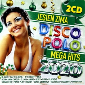 DISCO POLO MEGA HITS JESIEŃ ZIMA 2020 2CD