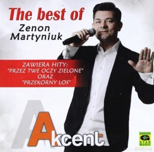 ZENON MARTYNIUK: THE BEST OF CD