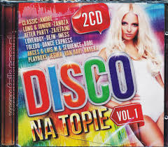 DISCO NA TOPIE VOL. 1 CD