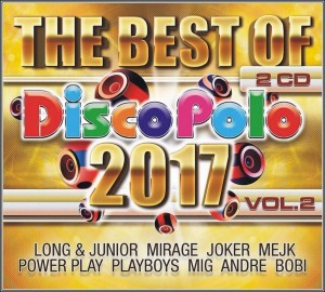 THE BEST OF DISCO POLO 2017 CD