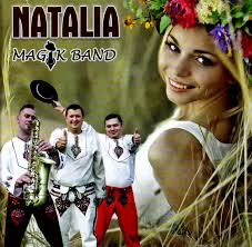 MAGIK BAND NATALIA CD