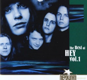 HEY THE BEST OF VOL 1 CD