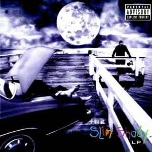 EMINEM THE SLIM SHADY CD